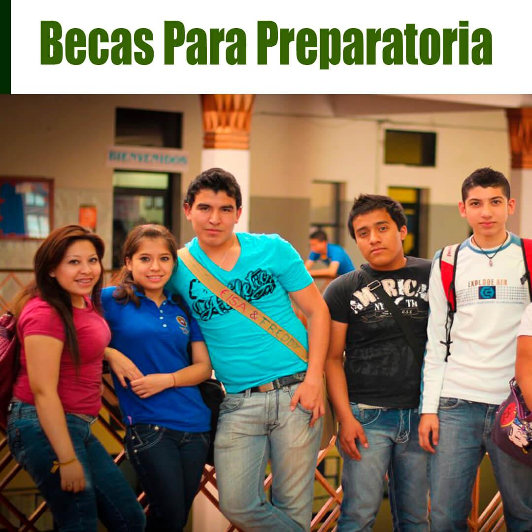 Beca Universal Benito Juárez