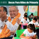 becas para primarias