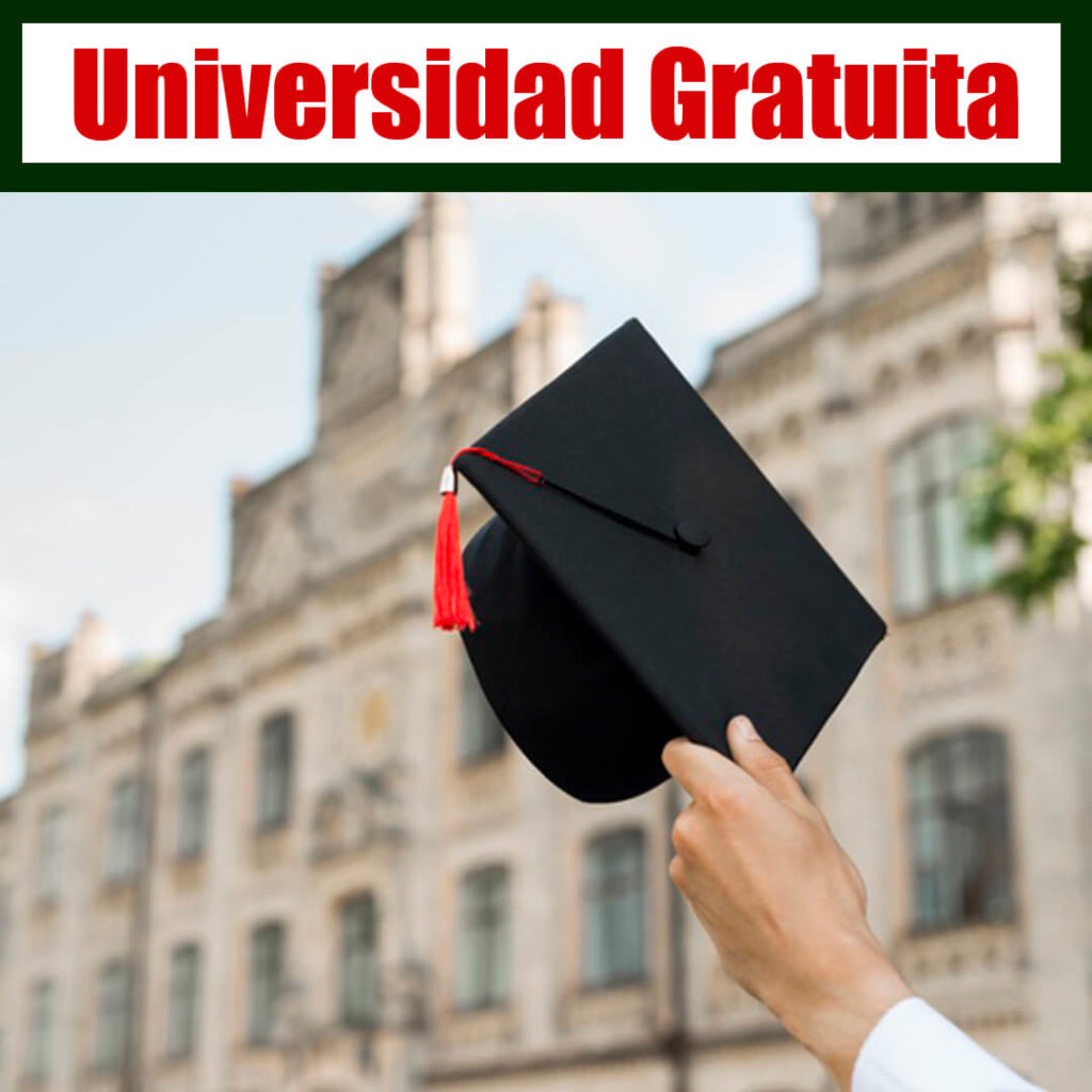 Educación Superior de Universidad