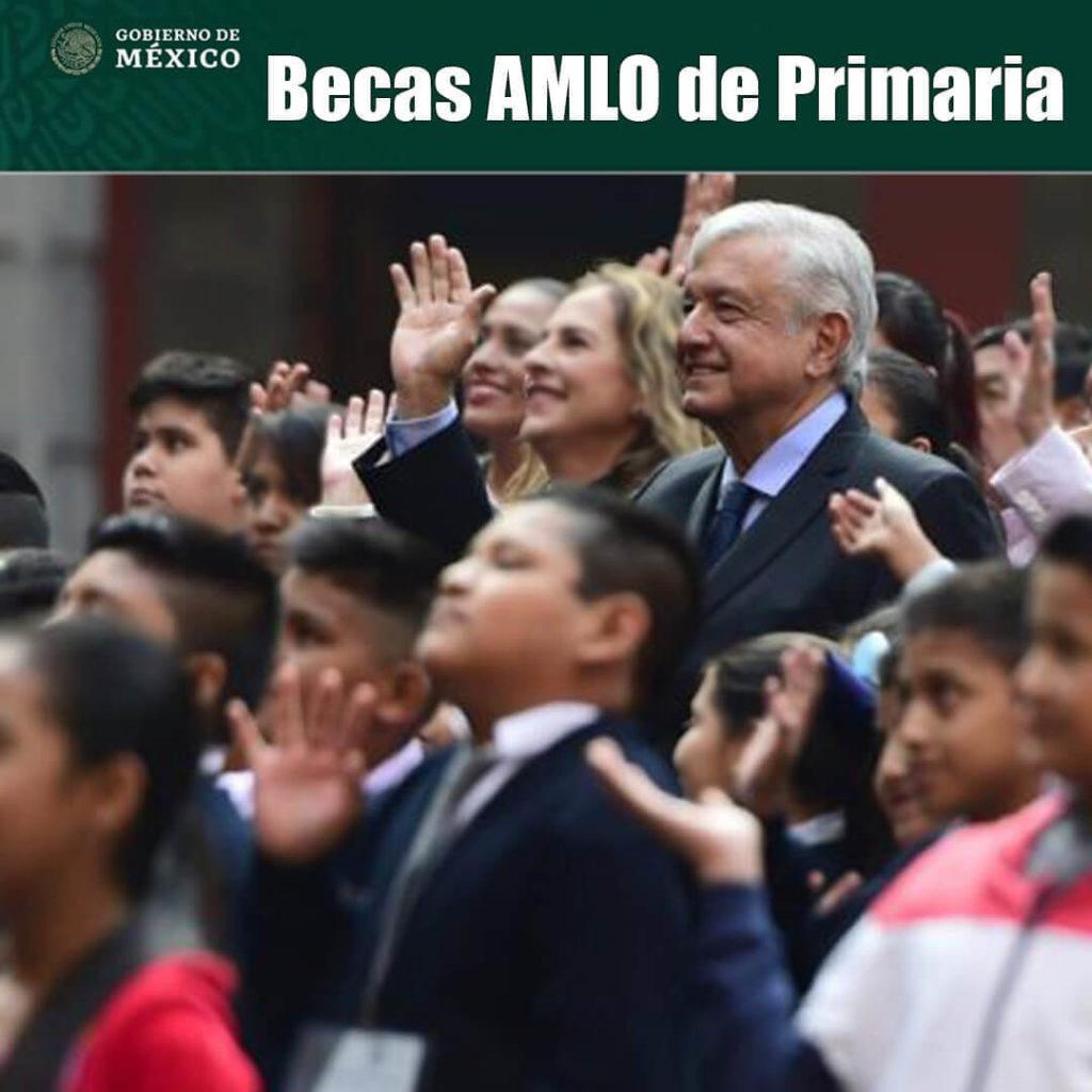 becas de primaria mexico