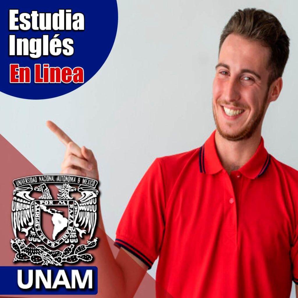 Curso de Ingles de la UNAM en linea