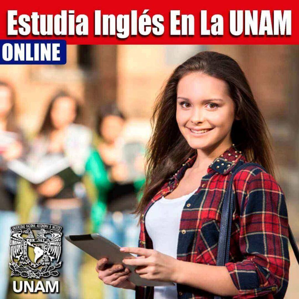 Curso de Ingles en la UNAM