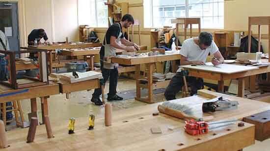 Curso de carpinteria en linea.