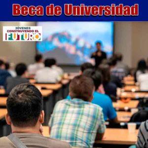 Beca Universitaria AMLO
