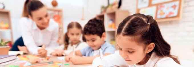 becas para primaria y secundaria