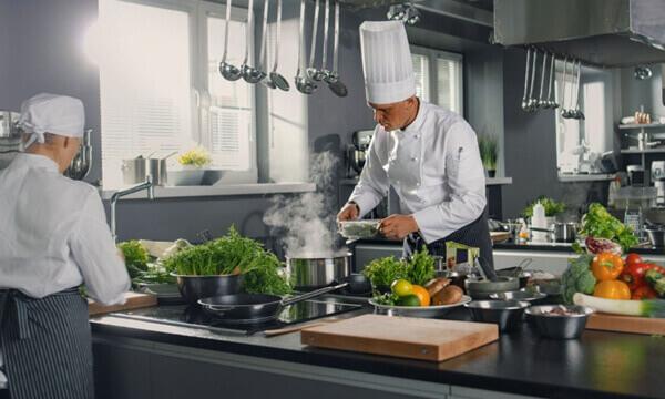 Cocinero en México